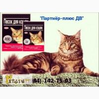 Наполнитель для кошек СиСи