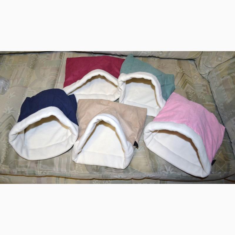 Фото 10. Спальные мешочки большие (цвета на выбор) для ежей и морских свинок