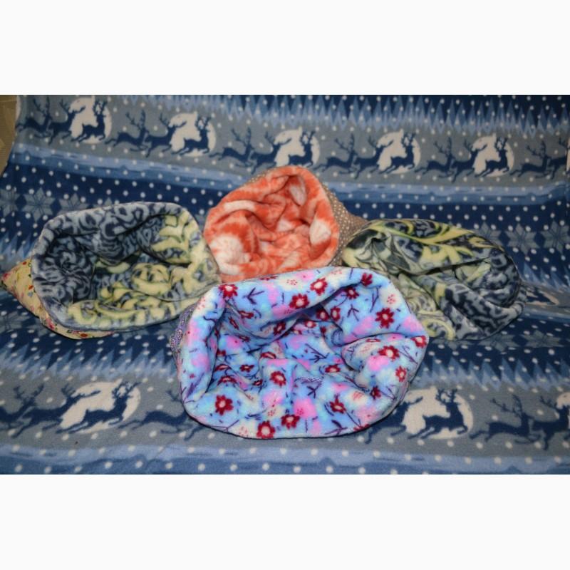 Фото 2. Спальные мешочки большие (цвета на выбор) для ежей и морских свинок