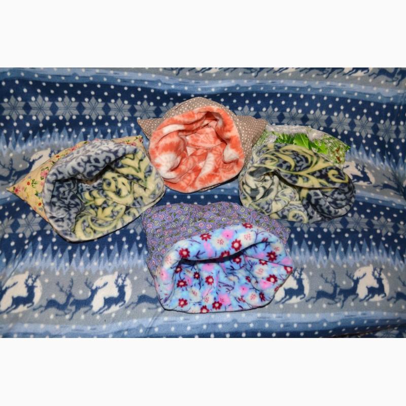Фото 3. Спальные мешочки большие (цвета на выбор) для ежей и морских свинок