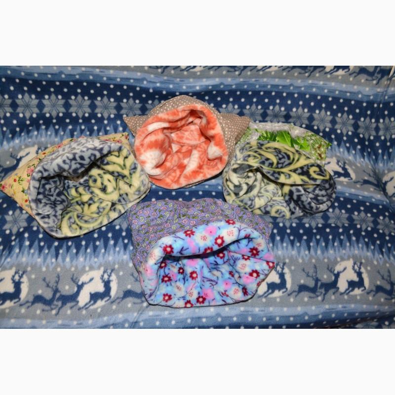 Фото 4. Спальные мешочки большие (цвета на выбор) для ежей и морских свинок