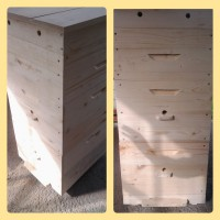 Ульи для пчел нестандартные по размерам заказчика