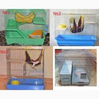 Новые клетки для грызунов и хорьков