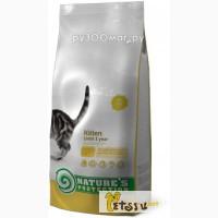 Nature#039;s Protection Kitten 2 кг